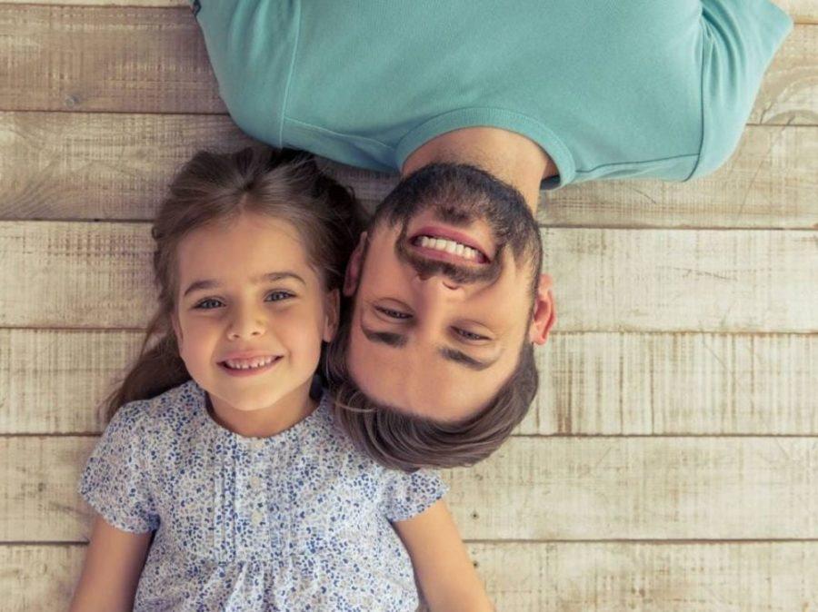 Отчим и дочь