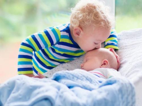 Рождение второго ребенка